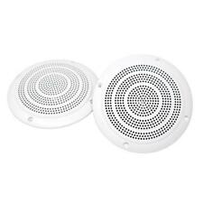 "New Magnadyne WR20W 5"" Waterproof White Dual Cone Speaker/Grill Replaces WR40W &"