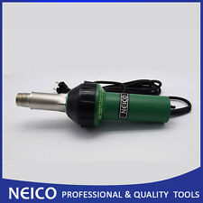 NEICO 1600W Plastic Welding Hot Air Hand Welder Triac S Heat Gun