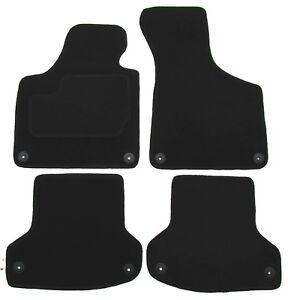 passend für Audi A3 8P Autofußmatten Autoteppich Fußmatten 2003 - 2013 osru