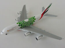 Emirates Airbus A380-800 Expo 2020 Green 1/500 Herpa 533522 A 380