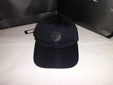 Versace Cappello Baseball  Cap Medusa Leather