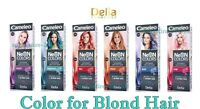 Cameleo NeON Semi-Permanent Color Cream Washable Color 60ml for Blond Hair