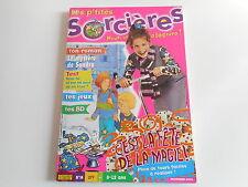 LES P'TITES SORCIERES N° 14 NOVEMBRE 2000 - C'EST LA FETE DE LA MAGIE