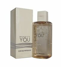 EMPORIO ARMANI BECAUSE IT`S YOU SHOWER GEL 200ml.