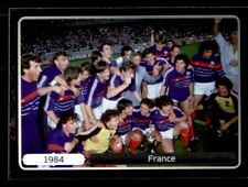 Panini Euro 2012 (Swiss Platinum Edition) 1984 - France (Euros) No. 526