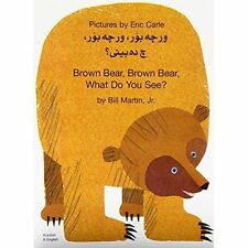 Brown Bear, Brown Bear, What Do You See? In Kurdish and English by Bill...