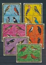 BURUNDI 1971 BIRDS AIRMAIL SET VERY FINE CONDITION MNH BIRDL750