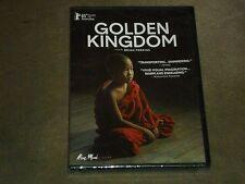 Golden Kingdom (DVD, 2017) sealed
