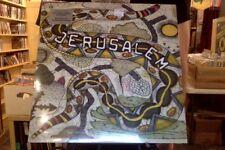 Steve Earle Jerusalem vinyl LP NEW sealed