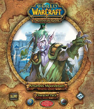 World of Warcraft The Adventure Game Artumnis Moondream Character Pack Brand NEW