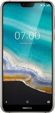 "Nokia 7.1 5.8"" Steel 3GB 32GB Latest Android 10 WiFi Unlocked/SimFree SmartPhone"
