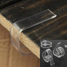 8pcs/lot Plastique Transparent Transparent Nappe De Table Housse Clips