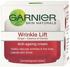 12x40 GM OF GARNIER WRINKLE LIFT ANTI AGEING CREAM WITH FREE WORLDWIDE SHIPPING
