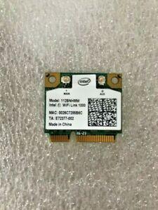 Internal WiFi Link 1000 laptop network Card PCI Expr Half Mini IEEE 802.11b/g/n