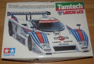 Tamiya Vintage Rare Lancia LC2 Tamtech Kit NEW 48002 2104