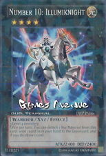 Yu-Gi-Oh ! Carte Number 10 : Illumiknight  DT07-EN086 - Duel Terminal