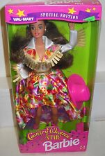 #4401 NRFB Mattel Wal-Mart Country Western Star Hispanic Barbie Special Edition