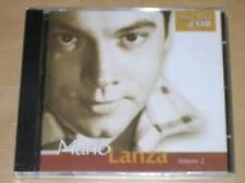 CD / MARIO LANZA / VOLUME 2 / LES VOIX D'OR / 18 TITRES / NEUF SOUS CELLO