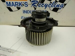 Blower Motor Fits 01-02 LINCOLN CONTINENTAL 154279