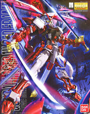 Bandai Gundam MG 1/100 MBF-P02 Astray Red Frame Kai Model Kit