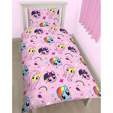 My Little Pony Equestria Reversible Duvet Cover Set - Single