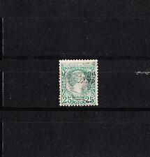 MONACO  prince Charles III     25c   vert    num: 6   oblitéré