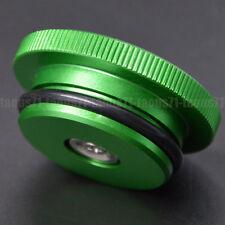 GREEN DIESEL 2013+up DODGE RAM 1500 2500 3500 Magnetic BILLET FUEL FILLER CAP