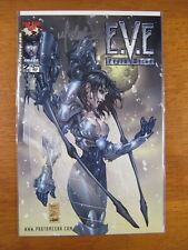 Wow! E.V.E. PROTO MECHA #2 **SIGNED BY MICHAEL TURNER!** Hot Stuff! COA