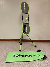 TopspinPro Tennis Trainer