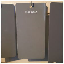 RAL 7040 49/75470 Window Gray Powder Coating Paint 5lb Bag NEW