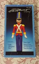 MANNHEIM STEAMROLLER A FRESH AIRE CHRISTMAS - VHS G HOLIDAY MUSIC & CONCERTS