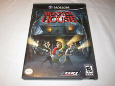 Monster House (Nintendo GameCube) Original Release Game Complete Vr Nice!