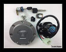 Kit Contacteur Neiman Clé bouchon Serrure selle pour Honda Hornet CBR VTR VFR CB