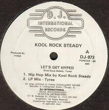 KOOL ROCK STEADY - Let's Get Hyped - D.J. International