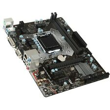 MSI Desktop Motherboard - Intel H110 Chipset - Socket H4 LGA-1151 H110M PRO-VD