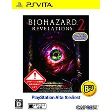 Used Ps Vita Resident Evil Revelations 2 PlayStation the Best Import Japan