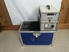 J. U. M. Engineering Model 3-100 FID analyzer