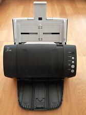 Dokumentenscanner fujitsu fi-7140 in schwarz für die papierlose Buchhaltung