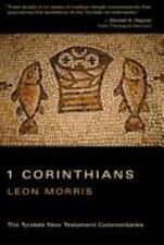 First Epistle of Paul to the Corinthians: An Introduction and Commentary (Tynd..