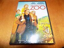 WE BOUGHT A ZOO Matt Damon Scarlett Johansson True Story Drama DVD SEALED NEW