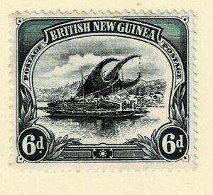 BRITISH NEW GUENEA - 1901 6d LAKATOI - Sc#6 - MNG - E 2330