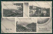 Varese Viggiù Saluti da cartolina QQ6887