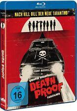 Quentin Tarantino's DEATH PROOF (Kurt Russell) Blu-ray Disc NEU+OVP