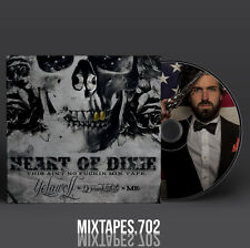 Yelawolf - Heart Of Dixie Mixtape (Full Artwork CD Art/Front/Back Cover)