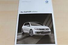 132717) VW Golf GTI adidas - Preise & tech. Daten & Ausstattungen - Prospekt 05/