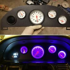 S13 (1989-1993) Cluster Gauge Holder: 3.375 & 4-52mm