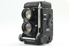 Mamiya C330 Professional w/MAMIYA SEKOR DS 105mm F/3.5 BLUE DOT japan 161 EX5