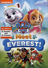 PAW Patrol: Meet Everest (DVD, 2015)