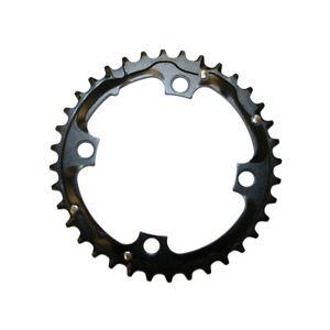 Truvativ SRAM Chain Ring MTB 104 S1 2X10 Blast Black Specialized 36/24 10Spd 36T