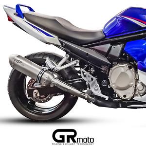 Exhaust for Suzuki GSX 650 F 2007 - 2016 GRmoto Muffler Titanium